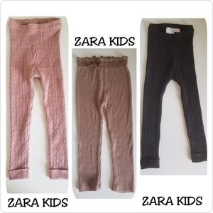 Zara Babygirl Ribbed leggings 💖